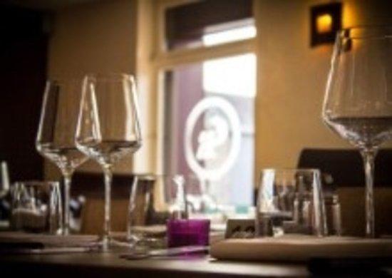 Isneauville, Frankrijk: la salle du restaurant