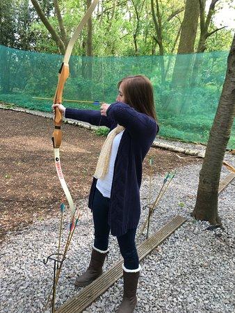 Live For Today Adventures -  Hazlewood Castle: Archery3
