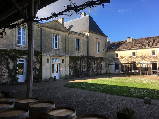 Chateau Fleur de Roques : le vin est fait sur place !