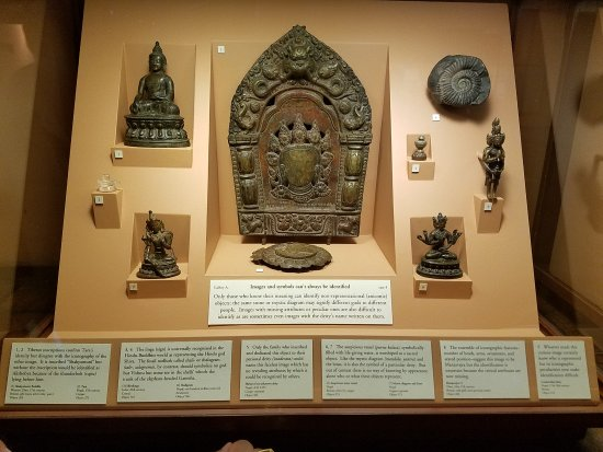 Patan Museum: Expand it to see a good example of the quality the display descriptions