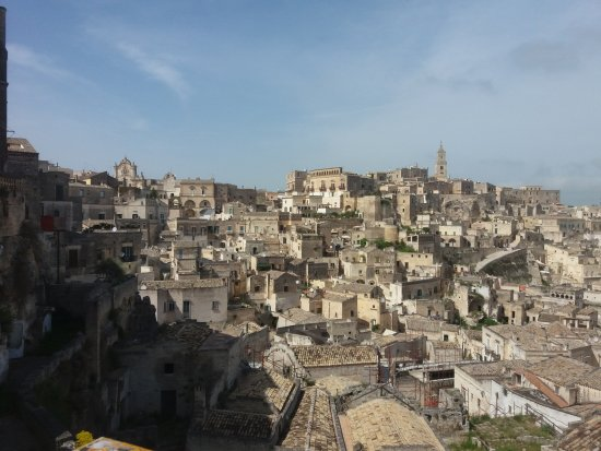 Sassi di Matera Photo