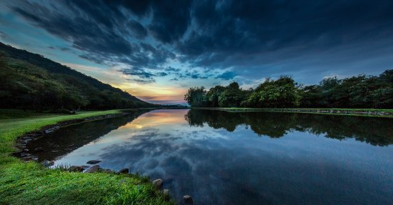 Dullstroom, Sudáfrica: Trout Lake