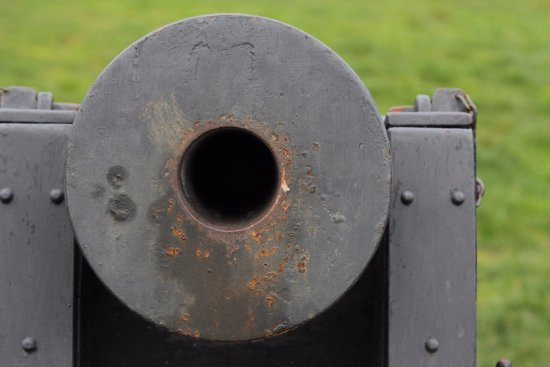 Fort Ross State Historic Park: Выстрелим, и ещё не раз! Точно в цель!
