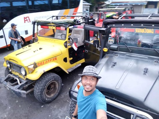 Merapi Jeep Tour