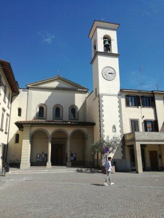 Виккьо, Италия: Chiesa di S. Giovanni Battista