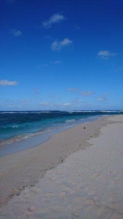 リティディアン ビーチ, とてもきれいなビーチです