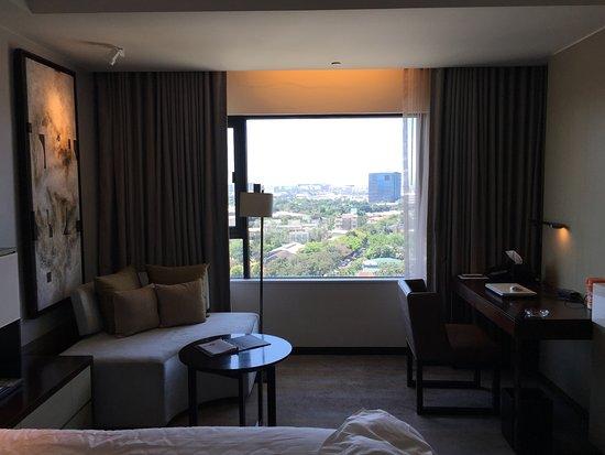 New World Makati Hotel Image