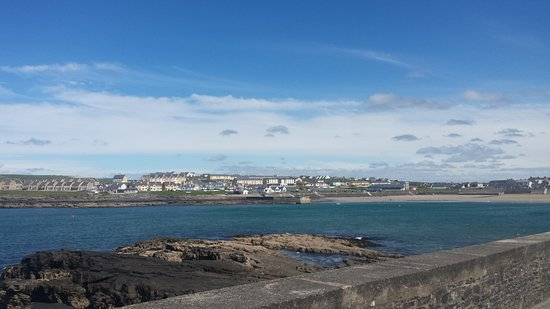 Kilkee Blue Flag Beach