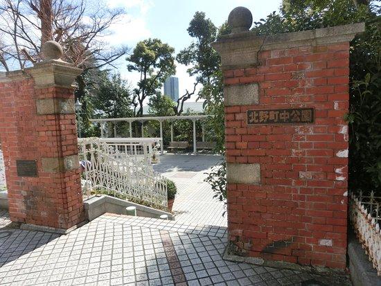 Gatepost of Jardine Matheson Company