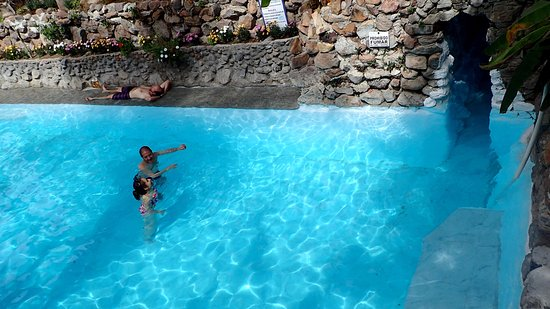 Piscine 30 picture of la gruta spa san miguel de for Spa piscine ile de france