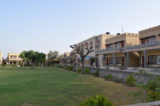Hotel Desert Resort Mandawa Inde