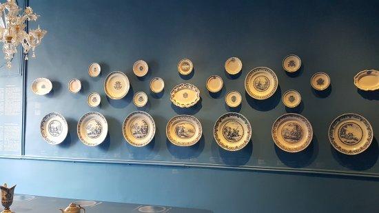 Moustiers Sainte-Marie, Francia: Musee de la Faience