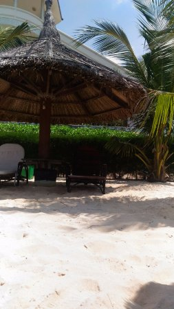Sea Links Beach Hotel: плаж