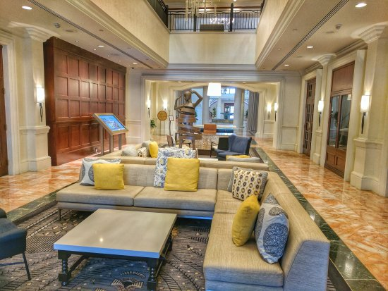 Hotel Colonnade Coral Gables, a Tribute Portfolio Hotel: New Lobby