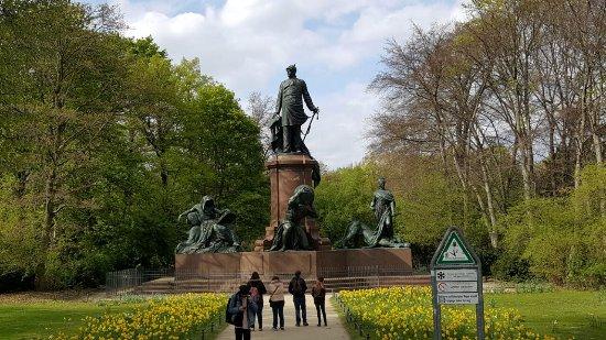 Bismarck-Nationadenkmal