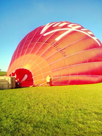 Virgin Balloon Flights - Okehampton