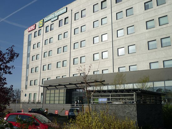 System Hotel Wroclaw Photo