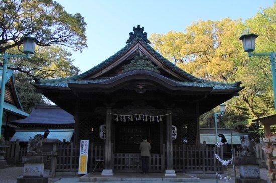 深川神社 拝殿 - Picture of Fuk...