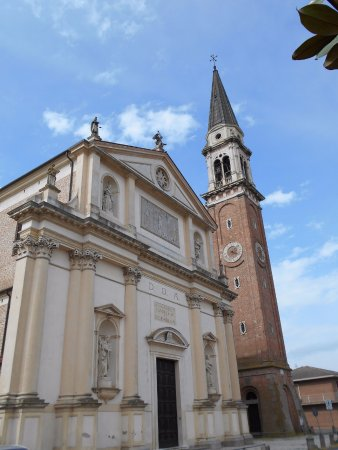Chiesa dei Santi Andrea Apostolo e Colomba