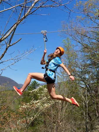 Zipline Lake Lure