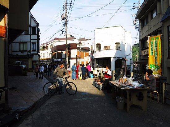 Nozawa Onsen Early Morning Market (Asaichi)