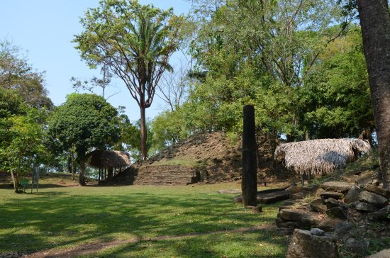 Toledo District, Belize: the ruins