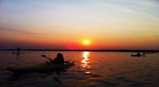 Milford, CT: SUP and Yoga event