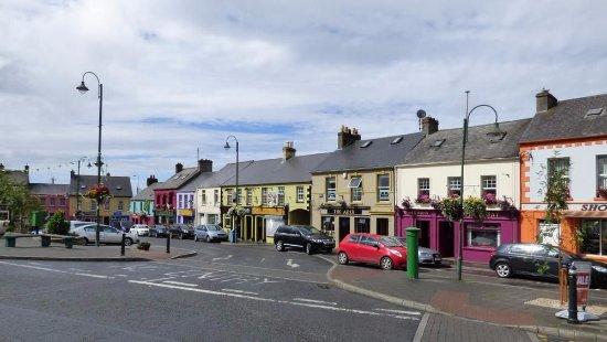 Located at no.22 The Diamond, Carndonagh