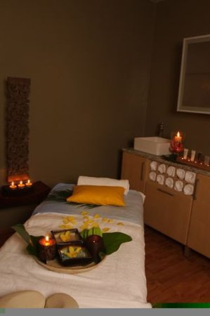 Clear Essence California Spa and Wellness Resort: Spa Massage Room