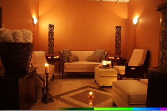Clear Essence California Spa and Wellness Resort: Spa Ladies Lounge