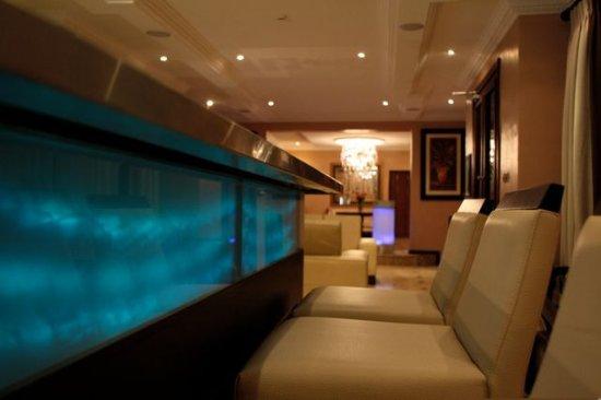 Clear Essence California Spa and Wellness Resort: Hollywood Lounge Bar
