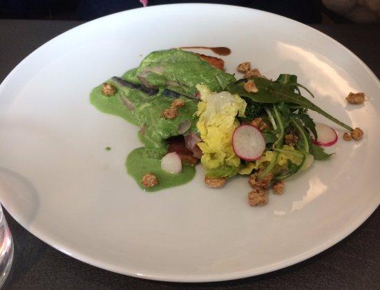 Prats de Mollo la Preste, Fransa: Une entrée dans le menu au reglisse