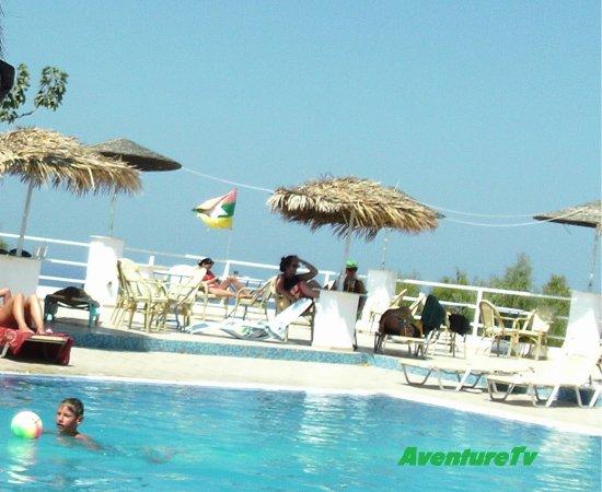 Bilde fra Santorini Camping