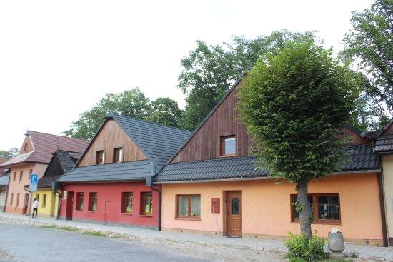 Dom pri hradbach