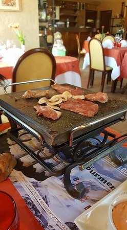 Restaurant Le Petit Renard Laye