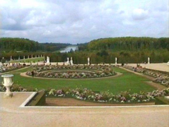 Picture of le jardin de versailles for Jardin de versailles