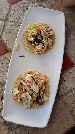 Litchfield Park, AZ: Braised Beef street tacos (happy hour)