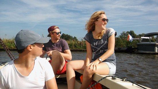 Leer zeilen met Sail Experience in Leeuwarden en Grou.