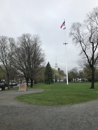 Lexington, MA: Battle green, dove sono nati gli USA