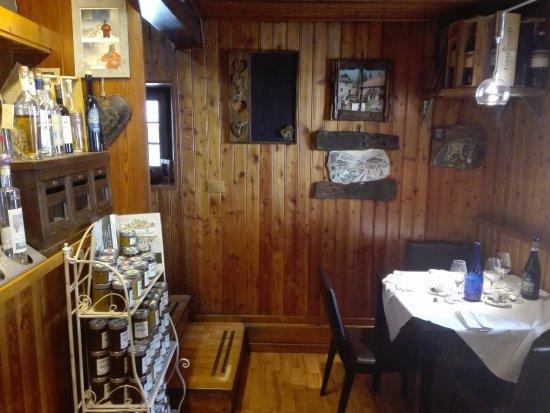 Nordkapp : ristorante