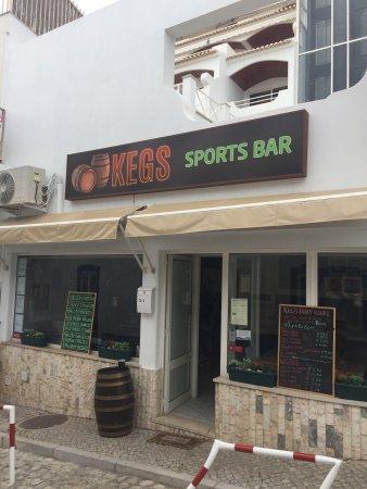 Kegs Sports Bar