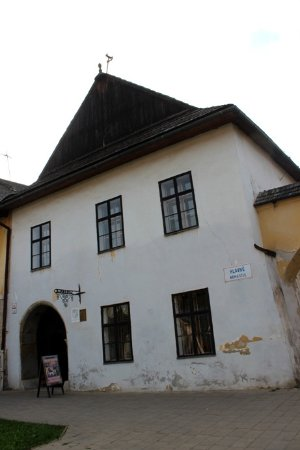 Kezmarok, Slovakia: Casa-Museo