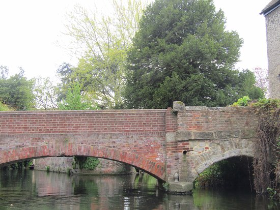 Historic building picture of canterbury historic river for 22 river terrace building link
