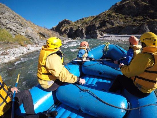 Family Adventures: Gentle Rapids