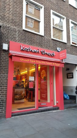 Egyptian Healthy Food In The Center Of London City Review