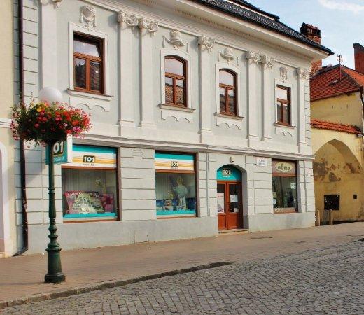Kezmarok, Slovakia: La casa