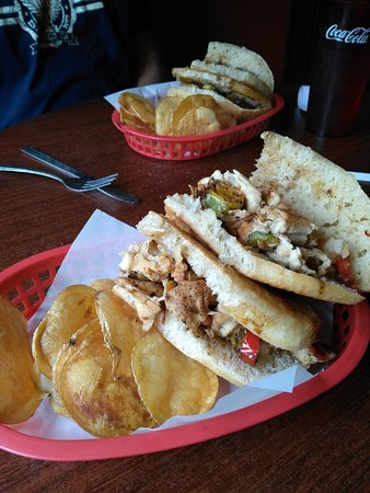 Mansfield, Pensylwania: Cheese steak tour