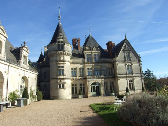 ch teau de la bourdaisi re photo de chateau de la bourdaisiere montlouis sur loire tripadvisor. Black Bedroom Furniture Sets. Home Design Ideas