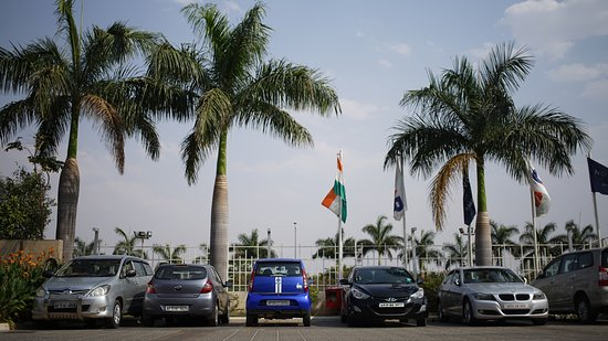Novotel Hyderabad Airport Photo