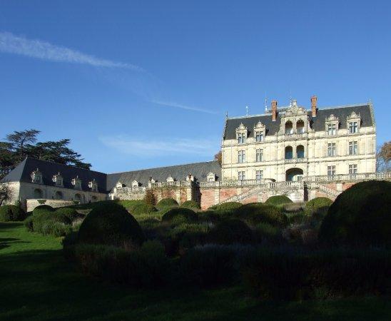 Chateau de la Bourdaisiere : Château de la Bourdaisière